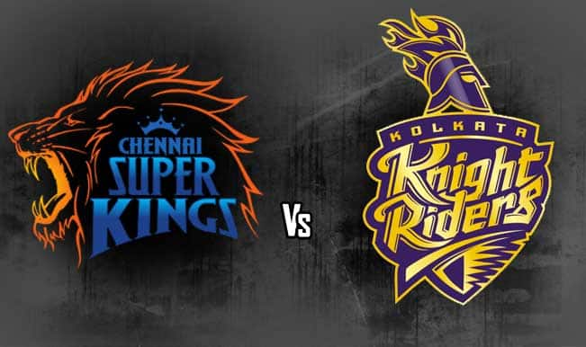 Trivia: Chennai Super Kings (CSK) vs Kolkata Knight Riders (KKR)