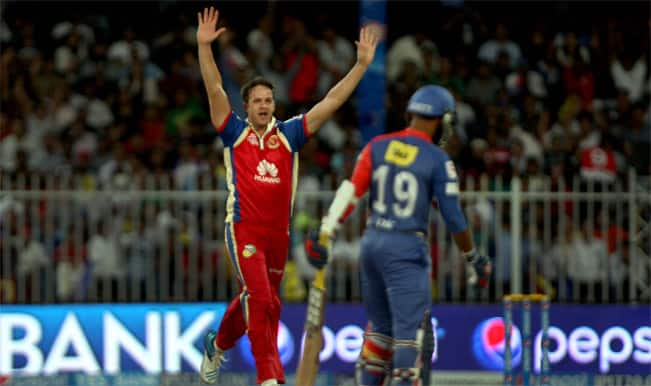 Watch Live Online Streaming, IPL 2014: Royal Challengers Bangalore (RCB) vs Delhi Daredevils (DD): Match 38 at Bangalore