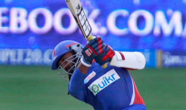 IPL 2014: Delhi Daredevils finish on 164 against Kings XI Punjab