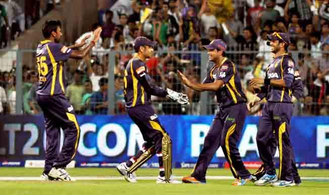Live Cricket Score, IPL 2014, Rajasthan Royals (RR) vs Kolkata Knight Riders (KKR): Match 25 at Ahmedabad
