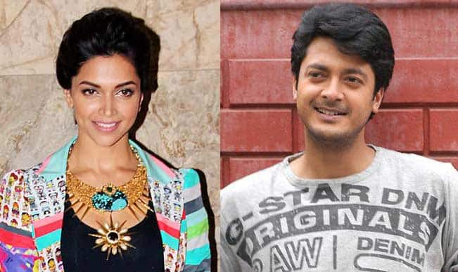 Jisshu Sengupta to romance Deepika Padukone on screen