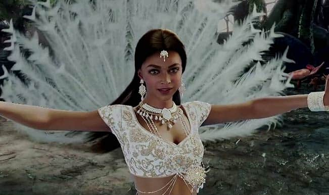 Deepika Padukone's fight sequence with Rajinikanth – highlight of 'Kochadaiiyaan'