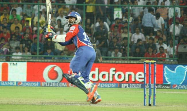 IPL 2014, KXIP vs DD: Delhi Daredevils dismissed on 115
