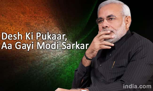 Desh Ki Pukaar, Aa Gayi Modi Sarkar – Twitter hails the new Prime Minister