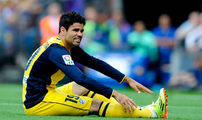 Diego Costa gets horse placenta for Champions League race