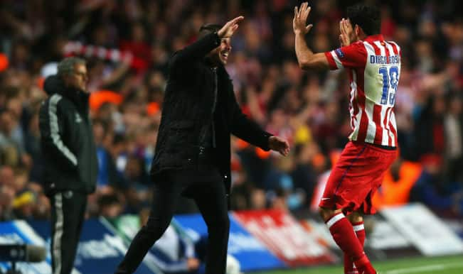 Diego Simeone 'excited' by all-Madrid Champions League final