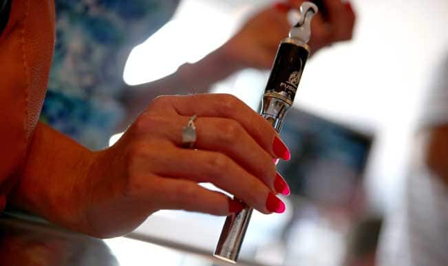 E-cigarettes turning nonsmokers to nicotine addiction: Study