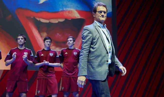Fabio Capello blames Russian league setup as he grapples to find World Cup squad
