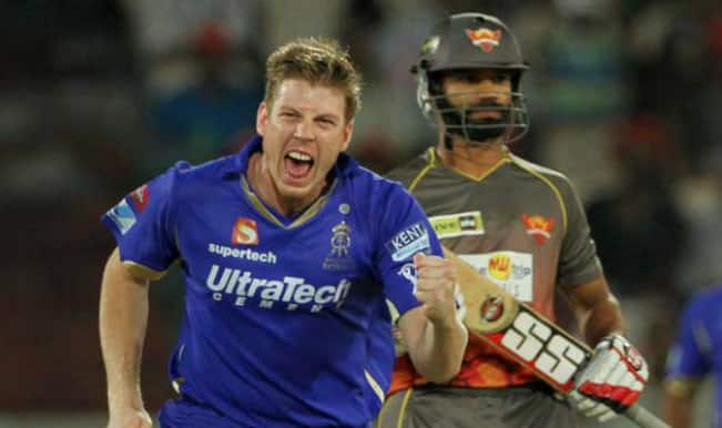Live Score Update, IPL 2014, Rajasthan Royals(RR) vs Sunrisers Hyderabad(SRH): Hyderabad beat Rajasthan by 32 runs