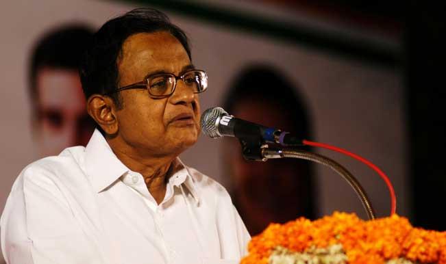 Chidambaram played fraud with budgets: Yashwant Sinha