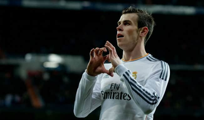 Gareth Bale now has the Champions League stage he always craved