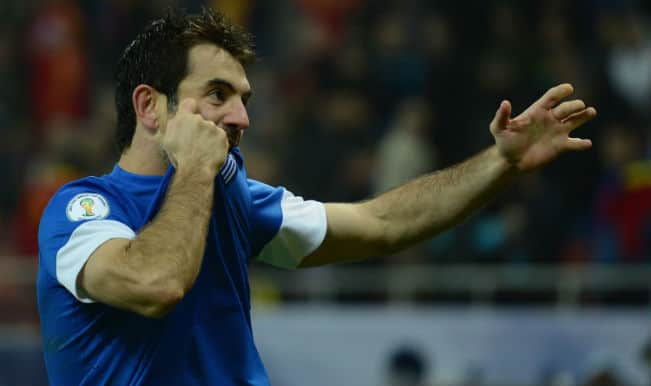 Greece World Cup Squad 2014: FIFA World Cup 2014 Football Team & Player List