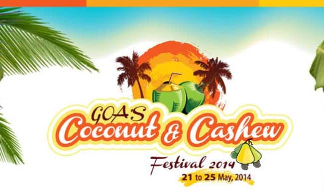 The first Coconut and Cashew Festival in Goa is about to start, will you be there?