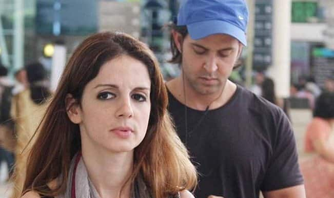 Hrithik Roshan and Sussanne Roshan file for divorce
