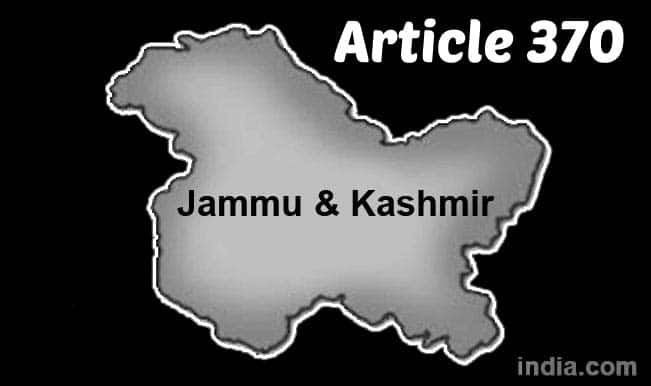 It is in national interest tp repeal Article 370  which grants special status to Jammu and Kashmir: Puri Sankaracharya