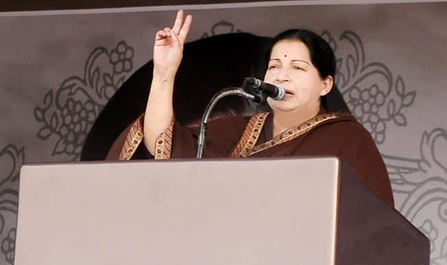 Jayalalithaa to meet Narendra Modi with a list of issues relating to Tamil Nadu on Tuesday