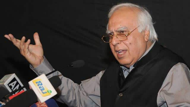PM Modi Should Order Probe into the Inconsistencies of Loan Awarded to Jay Shah, Says Kapil Sibal