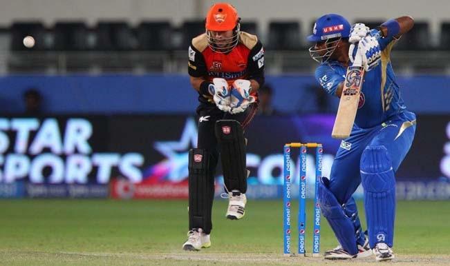 Live Cricket Score, IPL 2014, Sunrisers Hyderabad (SRH) vs Mumbai Indians (MI): Match 36 at Hyderabad