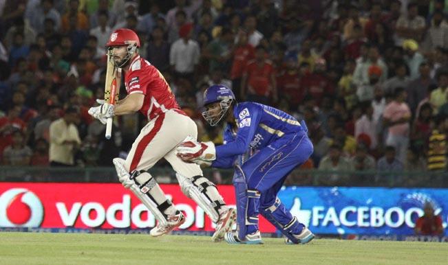 IPL 2014, KXIP vs RR: David Miller, George Bailey lift Kings XI Punjab to 179