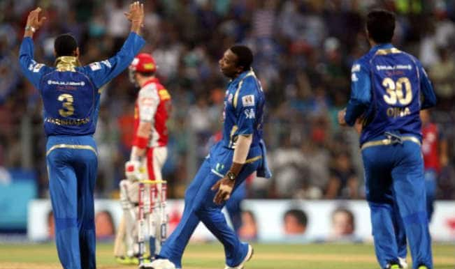 Kings XI Punjab vs Mumbai Indians