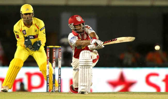 IPL 2014 Preview: Kings XI Punjab looks to replace Chennai Super Kings at top of the table