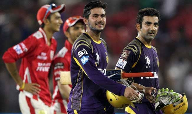 Live Streaming, IPL 2014, Qualifier 1, Kings XI Punjab (KXIP) vs Kolkata Knight Riders (KKR): Match 57 at Eden Gardens, Kolkata