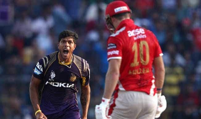 Live Cricket Score, IPL 2014, Final, Kings XI Punjab (KXIP) vs Kolkata Knight Riders (KKR): Match 60 at Bengaluru