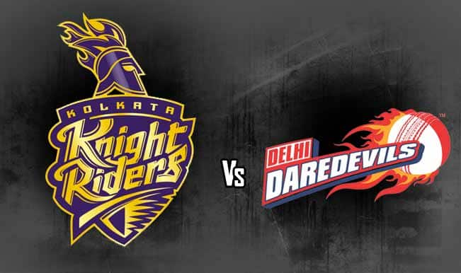 Ipl  Kkr Vs Dd Cricket Score And Updates Kkr Defeat Dd By  Runs