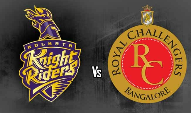 Watch Live Streaming, IPL 2014, Royal Challengers Bangalore vs Kolkata Knight Riders: Match 49 at Eden Gardens