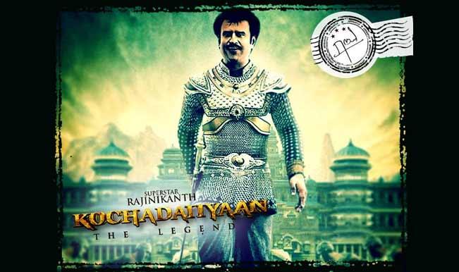 Rajinikanth tweets Kochadaiiyaan new poster: Check it out!