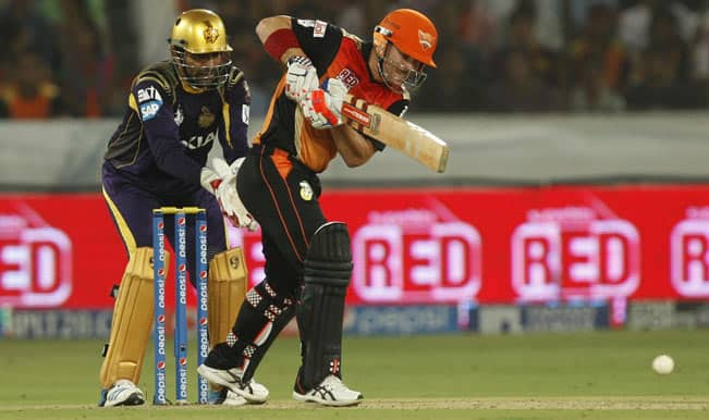 Live Score Update, IPL 2014, KKR vs SRH: Kolkata by 4 wickets