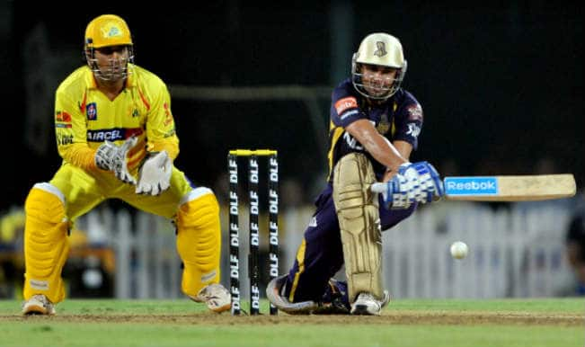 Kolkata Knight Riders vs Chennai Super Kings
