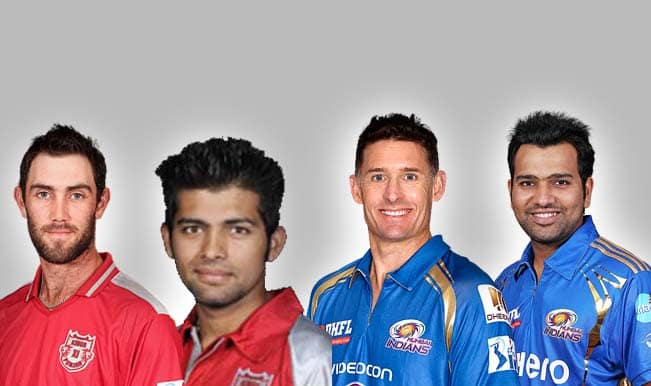IPL 2014, KXIP vs MI: Top 5 players to watch out for in Match 48