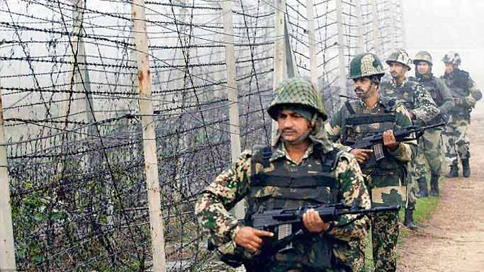 Pakistan again violates ceasefire in Kashmir