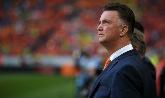 Louis van Gaal named Manchester United manager