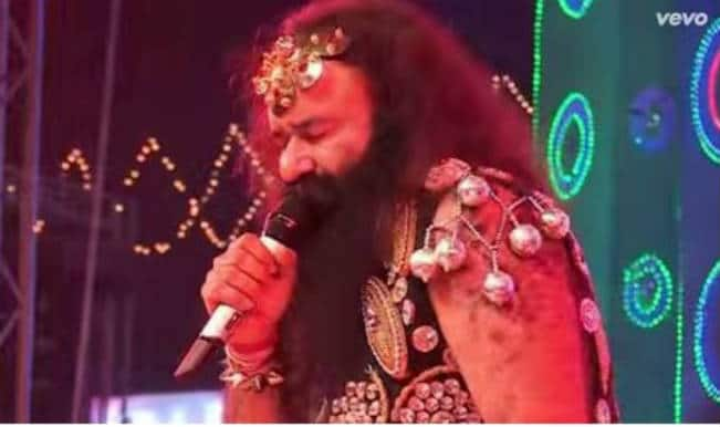 Indian spiritual leader rocks the stage: Check out his new song 'Love Charger' here!