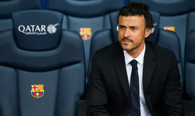 Luis Enrique vows a 'new, attractive Barcelona'
