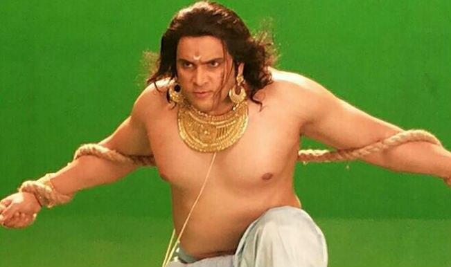 My build got me 'Mahabharat' role: Wrestler Saurav Gurjar
