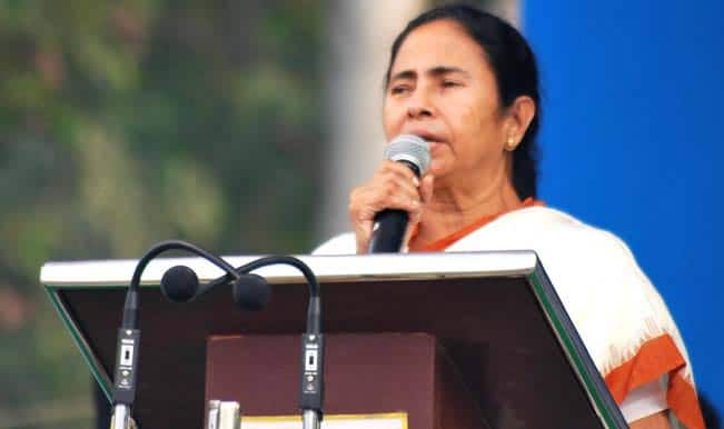 Mamata Banerjee accuses Narendra Modi of instigating riots in Assam