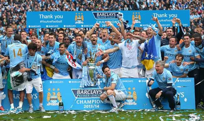 How the English Premier League title was won by Manchester City