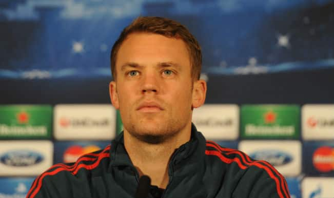 Injured Manuel Neuer and Philipp Lahm set to join Germany squad on Friday
