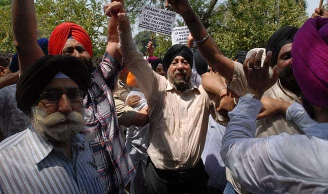 Sikh group appeals dismissal of 1984 case against Congress