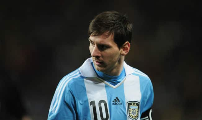 Argentina World Cup Squad 2014: FIFA World Cup 2014 Football Team & Player List