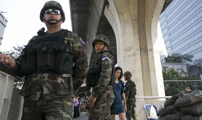 Thai military transfers 24 officials to inactive positions