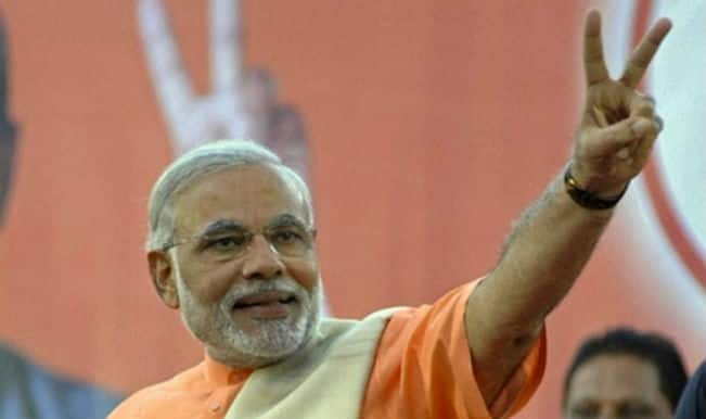 Narendra Modi's five lakh plus margin is only half-touched in Vadodara