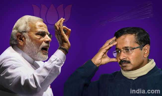 My fight is only against Narendra Modi, says Arvind Kejriwal