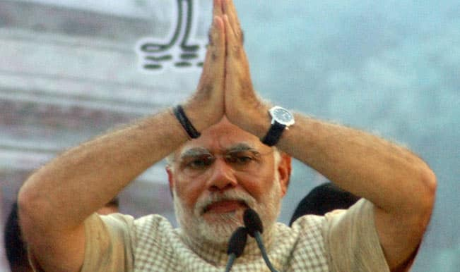 Watch Emotional Narendra Modi: PM to be breaks down during BJP Parliamentary Party meet