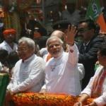 Congress will not be able to get over 100 Lok Sabha seats: Narendra Modi