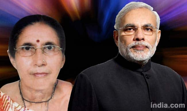 Narendra Modi's better half Jashodaben's wish comes true to see NaMo at 7 Race course