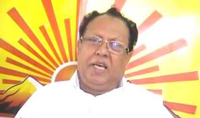 Lok Sabha Election 2014: DMK Lok Sabha candidate's wife dies of heart attack on counting day